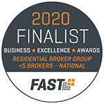FAST National Finalist 2020
