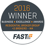 Business Excellence Awards 2016 Winner