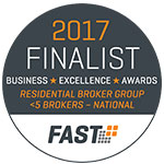 Business Excellence Awards 2017 Finalist