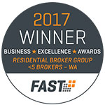 Business Excellence Awards 2017 Winner